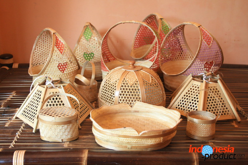 trenggalek bamboo handicraft and furniture with creative
