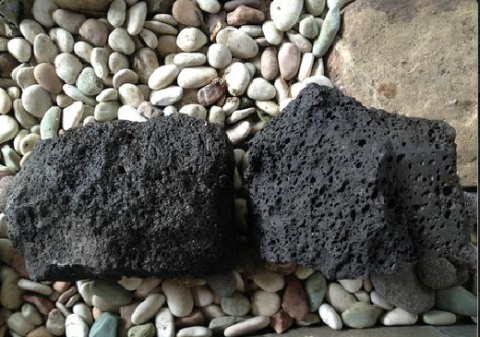 Stone Village has many products of natural stone, such as pebble stone, gravel, and many stones