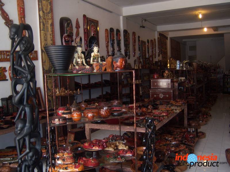 This gallery has many kind design of handicraft, from a simple classic design to a very special & exotic one.