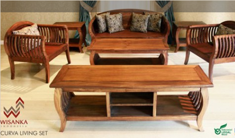 Elegant And Natural Indoor And Outdoor Furniture From