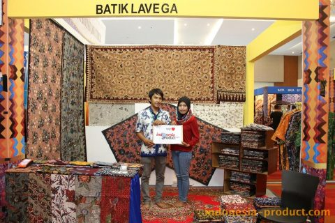 Special orders are often received and made itself at Lavega Batik