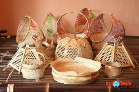 Trenggalek Bamboo Handicraft And Furniture With Creative Design