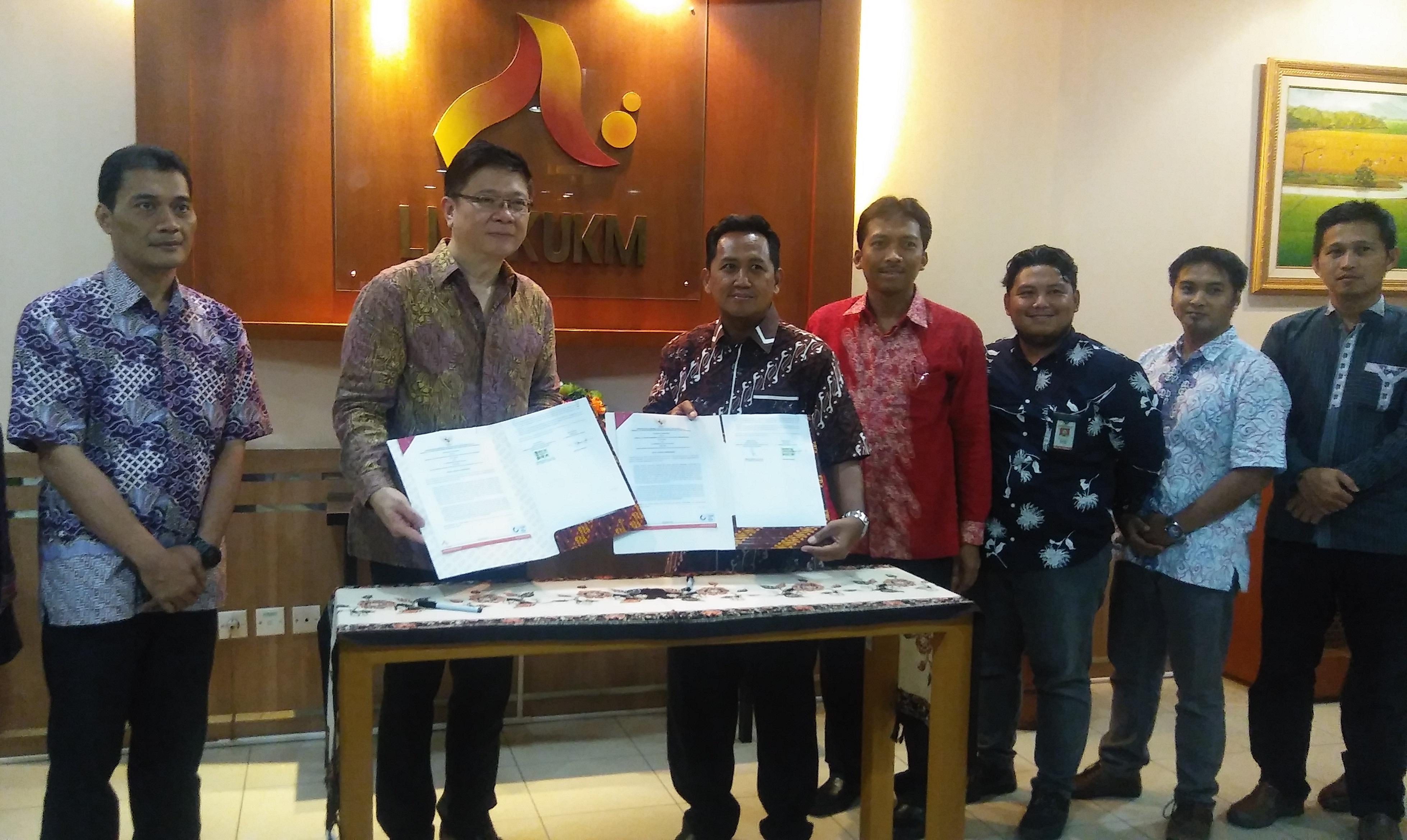 Kolaborasi IPG – SMESCO, Promosikan UKM Indonesia ke Pasar Internasional