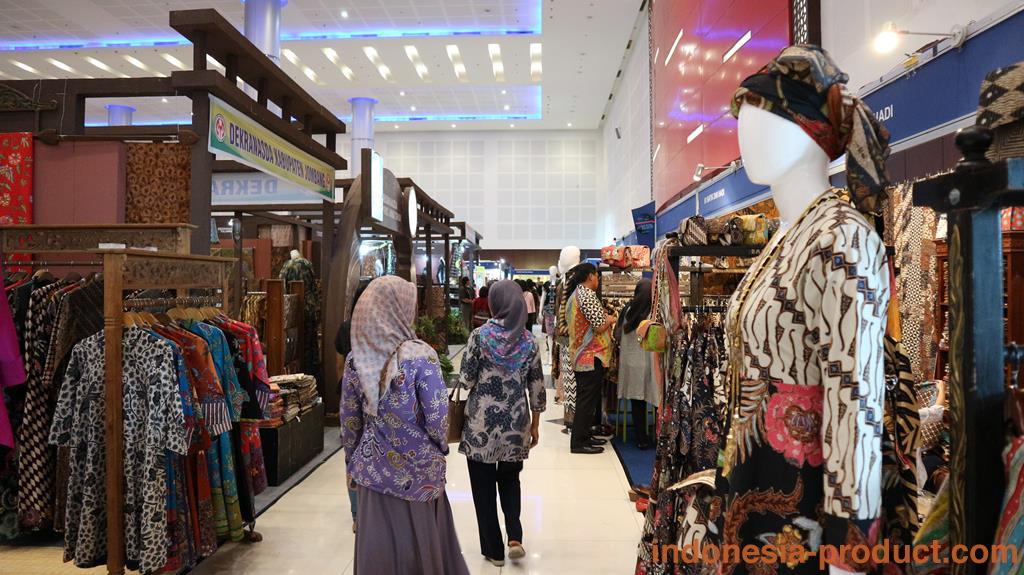Pameran Batik 2017, Pengingat Jamaknya Produk Indonesia yang Berdaya Saing Internasional