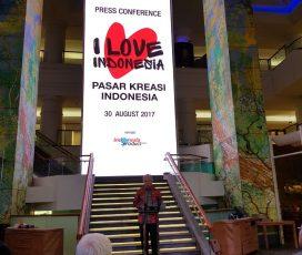 Kemendag Tunjukkan Potensi Usaha Kreatif Bangsa Melalui Pasar Kreasi Indonesia 2017