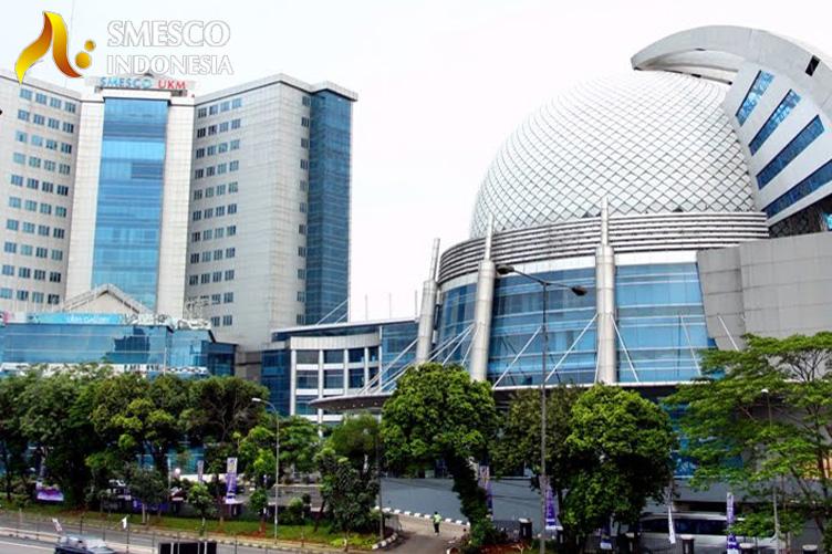 Galeri UKM Indonesia Di Gedung Smesco Jakarta