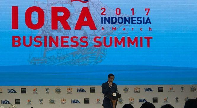 Jawab Tantangan Model Bisnis Saat Ini, Presiden Jokowi Tegaskan Peran Mobile Internet