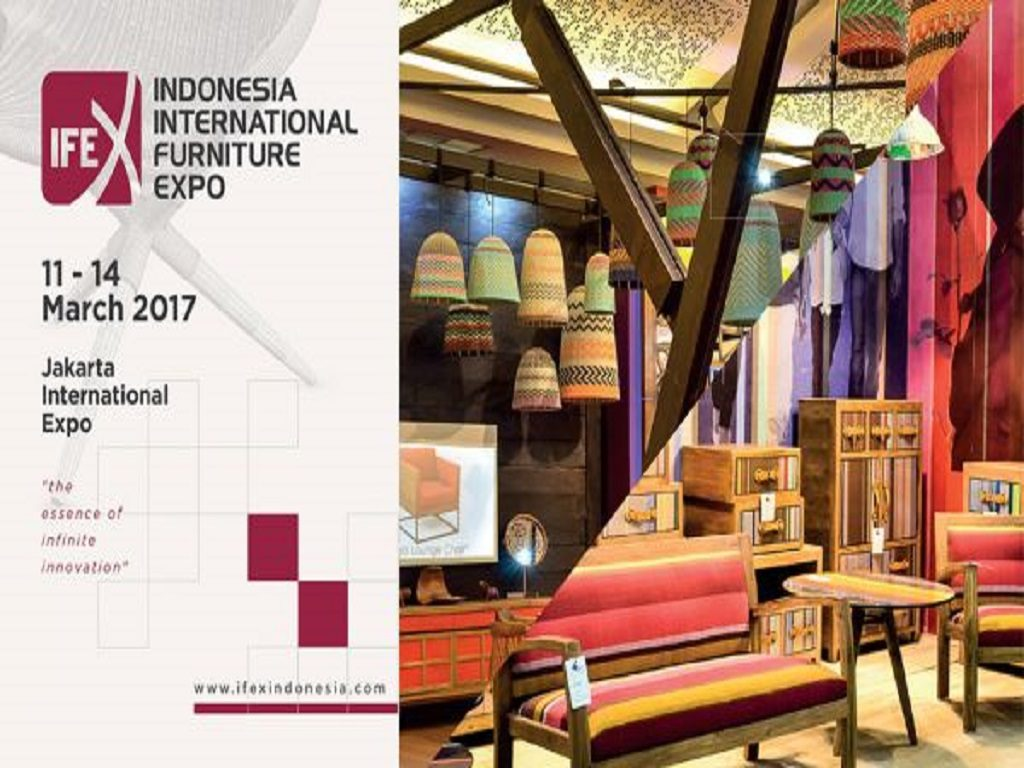 Ifex Indonesia International Furniture Expo 2017 Indonesia Indonesia Business Directory