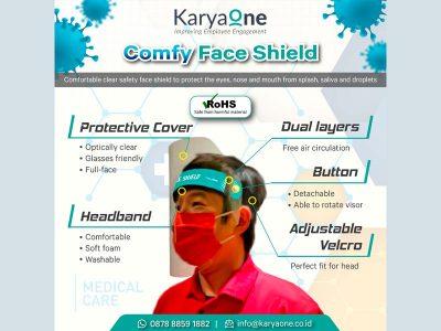 Karyaone Face Shield