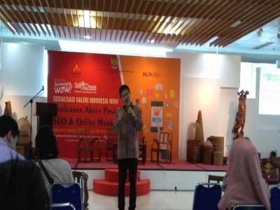 Being More Modern, Smesco Indonesia Open Minds With Digital Marketing