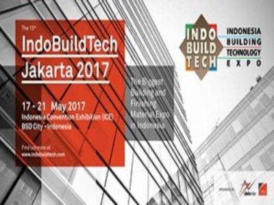 Indobuildtech Jakarta 2017