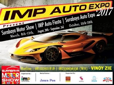 6th SURABAYA AUTO EXPO 2017