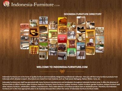 Indonesia Furniture Manufacturers