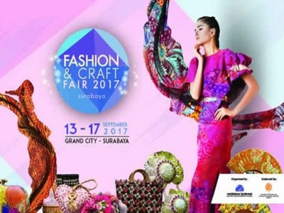 Fashion & Craft Fair Surabaya 2017