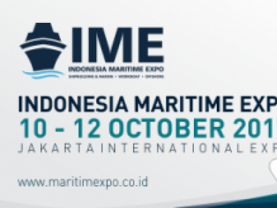 Indonesia Maritime Expo 2017
