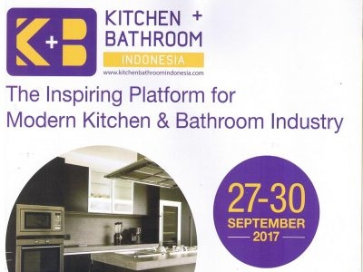 Kitchen & Bathroom Indonesia 2017