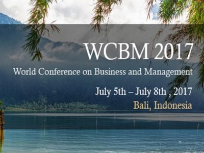 World Conference on Business and Management 2017