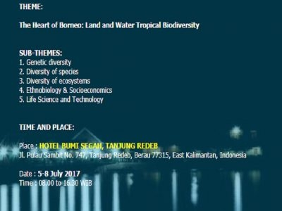 International Conference on Biodiversity 2017