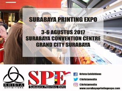 Surabaya Printing Expo 2017