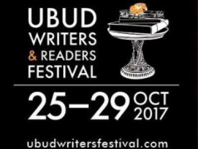 Ubud Writers & Readers Festival 2017