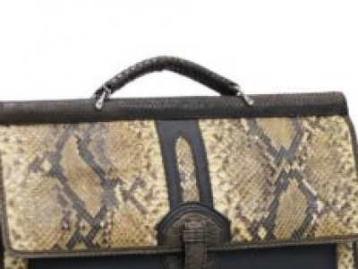Phyton Snakeskin For Unique Fashion Craft, Hand Bag, Wallet Up To Hat