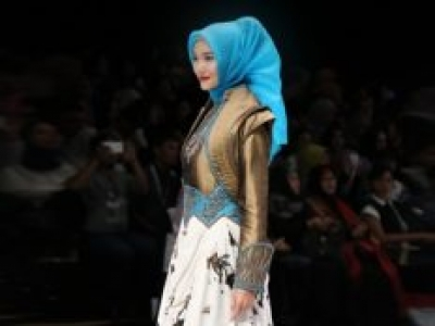 """Rumah Baju Ambu"" - The House of Moslem Dress by Designer Lisma D Gumelar"