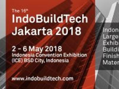 INDOBUILDTECH JAKARTA 2018