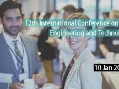 12th International Conference on Recent Trends in Engineering and Technology