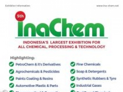 The 5th INACHEM Expo 2018