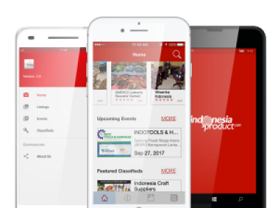 Mobile Application From Indonesia, The Innovation of Map Direction & Price Detection