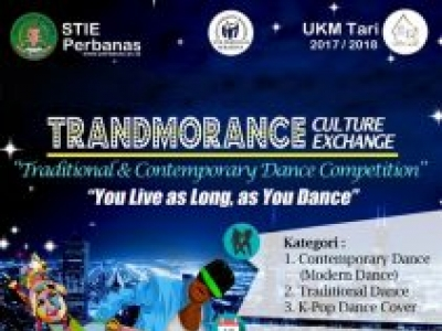 "Trandmorance Culture Exchange ""Traditional & Contemporary Dance Competition"""