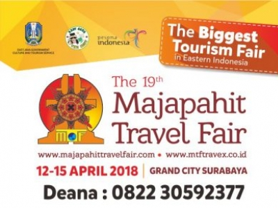 Majapahit Travel Fair 2018