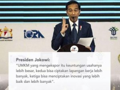 For Current Business Models Challenges, President Jokowi Confirms the Role of Mobile Internet