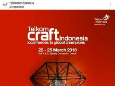 Telkom Craft Indonesia 2018