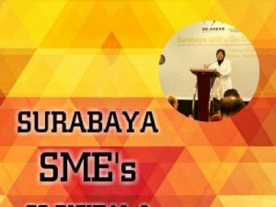 Go Digital Go Global: Surabaya SME's Are Now Being Ogled by International Market