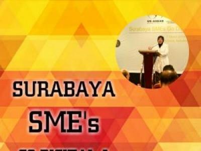 Go Digital Go Global: Surabaya SME's Are Now Being Ogled by International Market