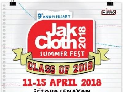 JakCloth Summer Fest 2018