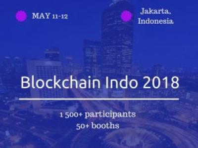 Blockchain INDO 2018