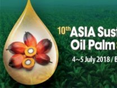 10th Asia Sustainable Oil Palm Summit 2018