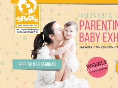 SPABEX (Smart Parents and Baby Exhibition) Indonesia 2018