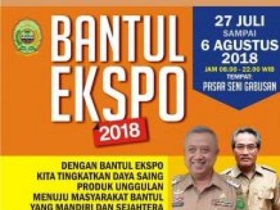 Bantul Expo 2018