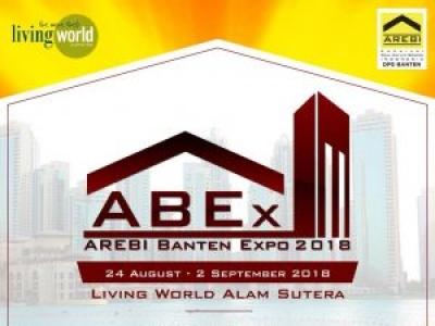 Arebi Banten Expo (ABEx) 2018