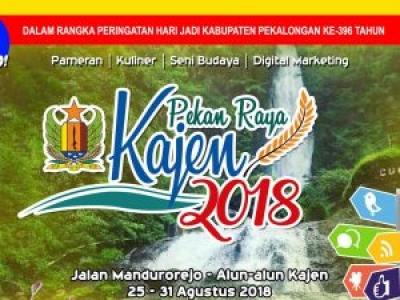 Pekan Raya Kajen 2018