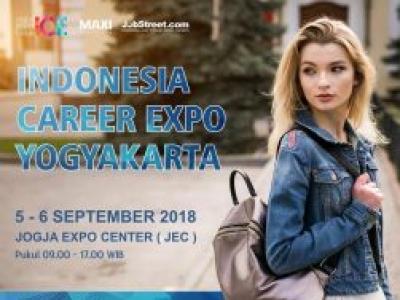 Indonesia Career Expo Yogyakarta 2018