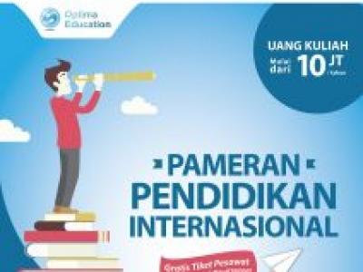 Pameran Pendidikan Internasional 2018