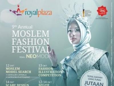 Moslem Fashion Festival 2018