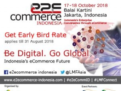 e2eCommerce Indonesia Conference & Expo 2018