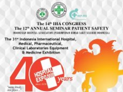 Indonesian International Hospital Expo 2018