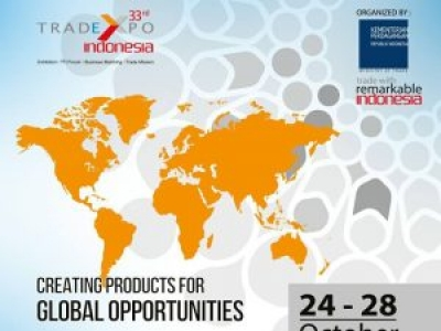 Trade Expo Indonesia 2018