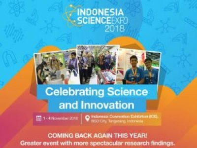 Indonesia Science Expo (ISE) 2018